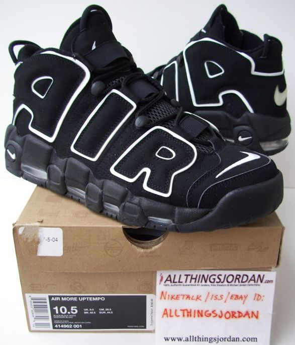 big sale 5bd92 9f61b nike air more uptempo paypal