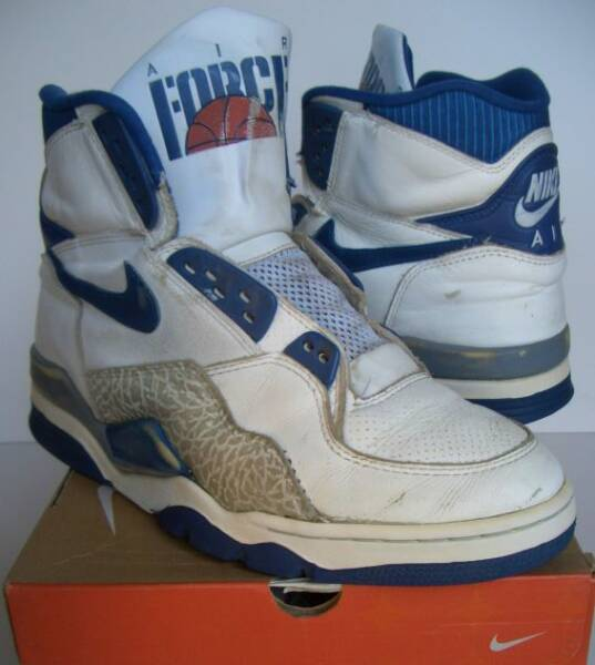 Nike Air Force STS (Air Force 4) Gray 1989 Photo by